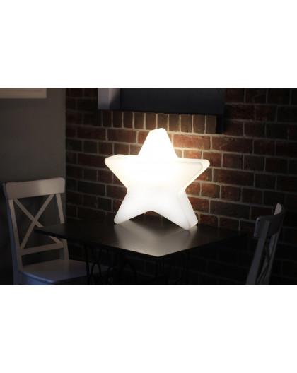 Gwiazda podświetlana LED 50 cm