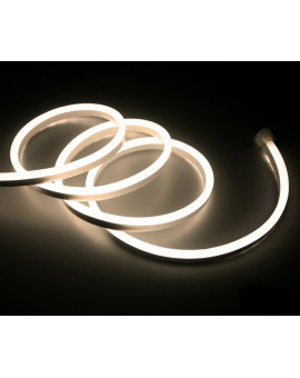 LED Neon Flex White Warm PRO 5m