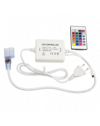 Plug-in power supply LED neon flex MONO