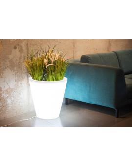 Flower Pot LED Lungo Pot