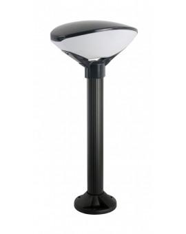Lampa stojąca zewnętrzna Teo słupek ogrodowy 69 cm