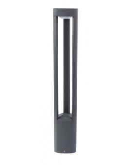 Lampa stojąca zewnętrzna FAN słupek oświetleniowy