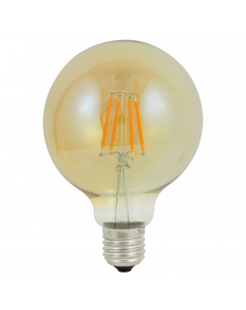 Filament LED G95 E27 4W LED Vintage Edison Lamp