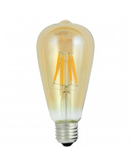Filament ST64 E27 4W Decorative LED Teardrop Edison Bulb