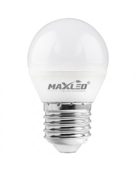 LED Bulb E27 B45 5W warm white