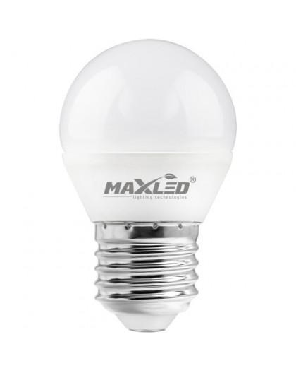 LED Bulb E27 B45 5W warm white
