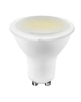 LED bulb GU10 7W warm/neutral