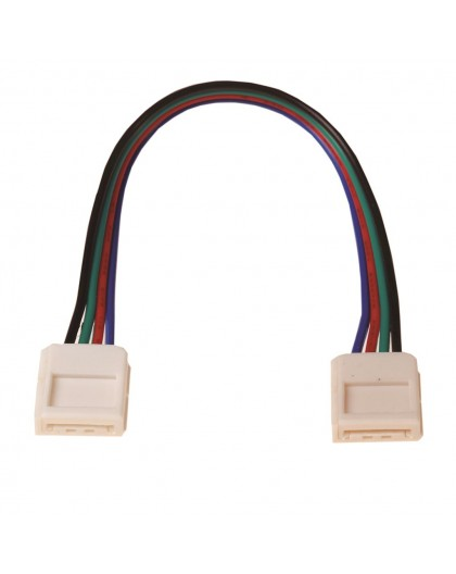 LED Connector with cable for LED Light Strips RGB
