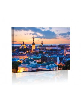 Evening in Tallinn DESIGN rectangular