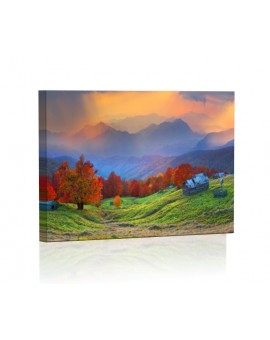 Polish autumn DESIGN rectangular