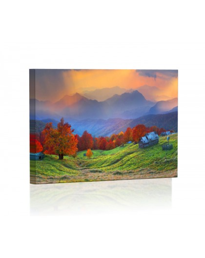 Polish autumn DESIGN rectangular