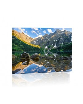 Morskie Oko Tatry DESIGN rectangular
