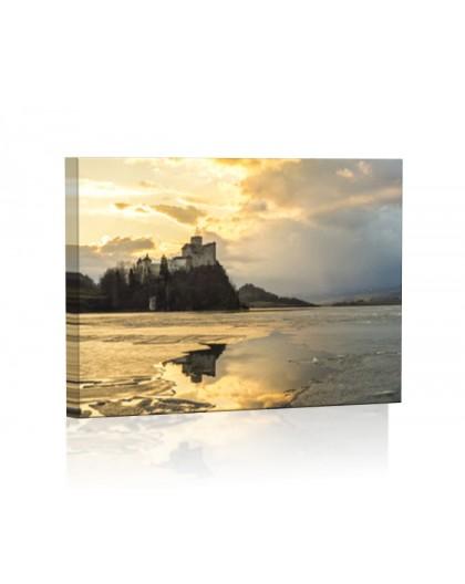 Castle in Niedzica DESIGN rectangular