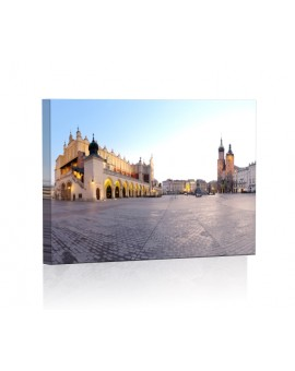 Main Market Square in Cracow DESIGN rectangular