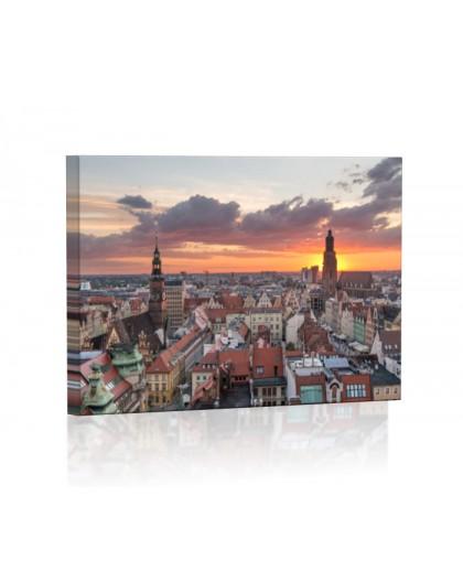Panorama Wroclaw DESIGN rectangular