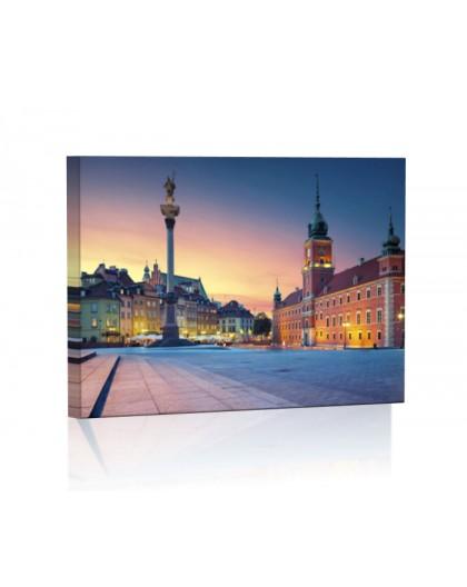 Warsaw old town DESIGN