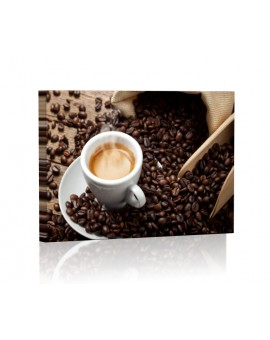 Cup of coffee DESIGN rectangular