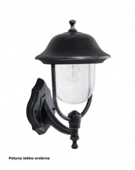 Classic outdoor wall lamp Prince up