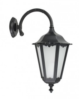 Classic outdoor wall lamp Retro Maxi down