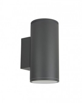 Classic outdoor wall lamp to-way Adela Midi