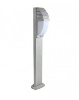 Modern garden lamp City silver