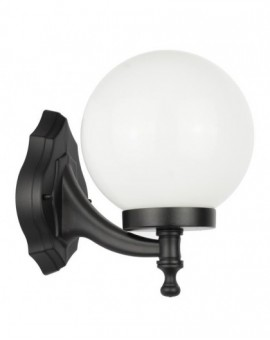 Classic outdoor wall lamp Kule Classic 20 cm
