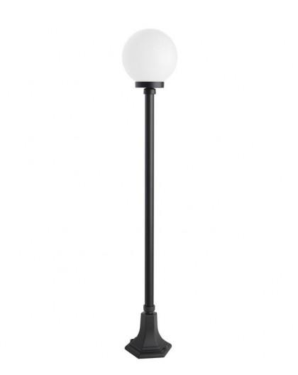 Klasyczny słupek ogrodowy Kule Classic 148 cm