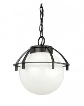 Nowoczesna lampa ogrodowa Kule z koszykiem 25 cm