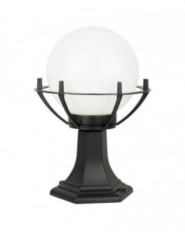 Modern garden lamp with basket Kule 39 cm