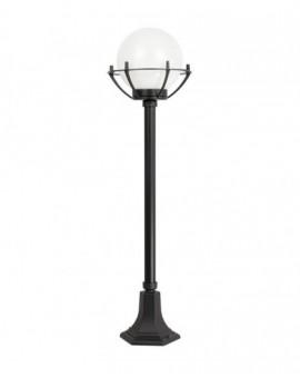 Modern garden lamp with basket Kule 102 cm