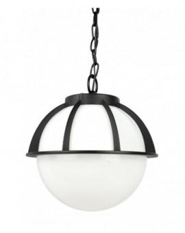Modern garden lamp with basket Kule 30 cm
