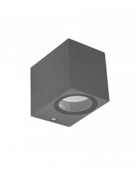 Modern outdoor wall lamp Mini 5001 dark grey