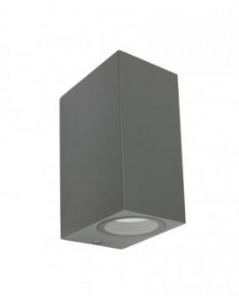 Modern outdoor wall lamp Mini 5002 dark grey