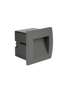 Outdoor wall lamp LED square Mur-LED