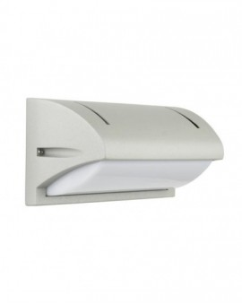 Modern outdoor wall lamp Nelly TO2008 silver