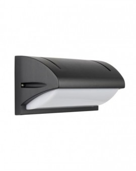 Modern outdoor wall lamp Nelly TO2008 black