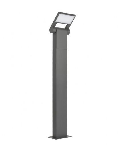 Nowoczesny słupek ogrodowy Neo 60 cm LED 3000K Biała Ciepła