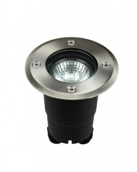 Ground recessed lights round Pabla 3725 A