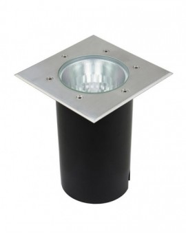 Ground recessed lights square Pabla M4030