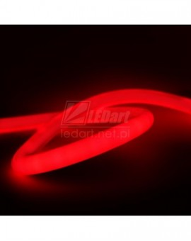 Neon LED 230V 360° Czerwony Standard