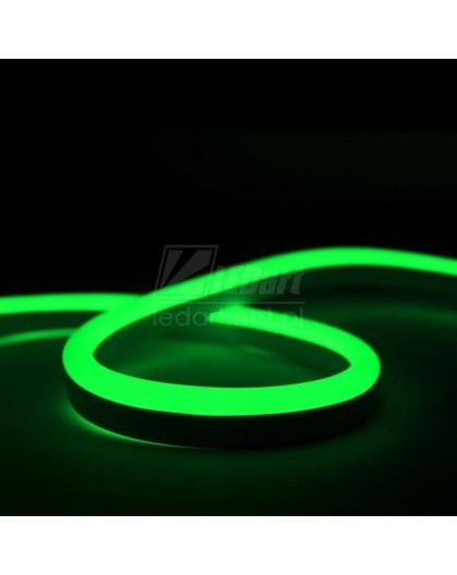 Neon LED 230V Zielony Standard
