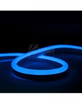 Neon LED 24V Niebieski