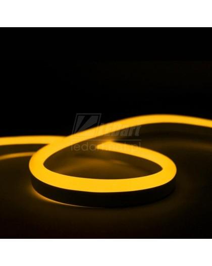 Neon LED 24V Żółty