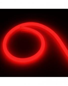 Neon LED PRO 230V 360° Czerwony 5m