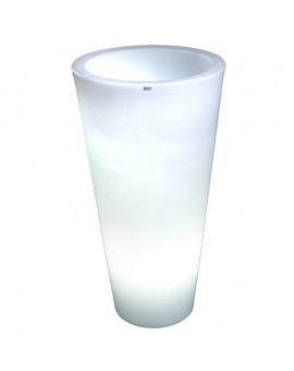 Donica podświetlana LED 75 - 90 cm Della