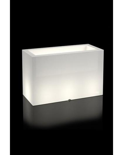 Donica podświetlana LED LUNGO MAXI