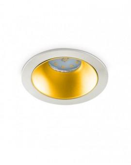 Oprawa halogenowa Siena ze Złotym Wnętrzem 3D
