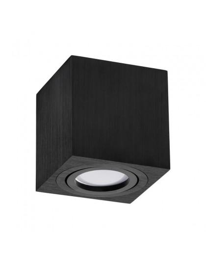 lampy sufitowe led natynkowe czarne