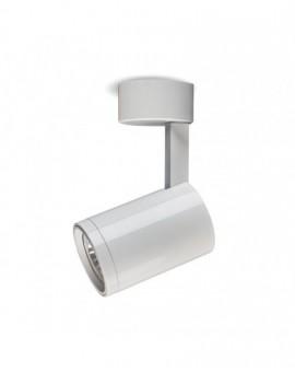 Klasyczny Reflektor sufitowy Spot Lampa natynkowa 1x GU10 Biały
