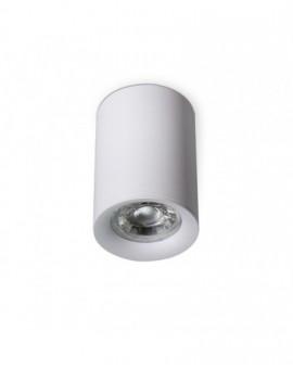 Lampa sufitowa Oprawa natynkowa Spot Okrągła Biała 92,5 mm Mango